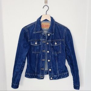 Classic Guess Jeans Women's Jacket
